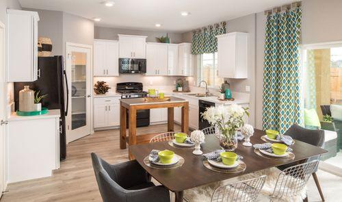 Kitchen-in-Gardenia-at-Aspire at Sierra Vista-in-Merced