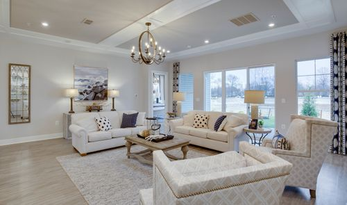 Greatroom-in-Santorini Loft - Island Series-at-K. Hovnanian's® Four Seasons at Kent Island-in-Chester