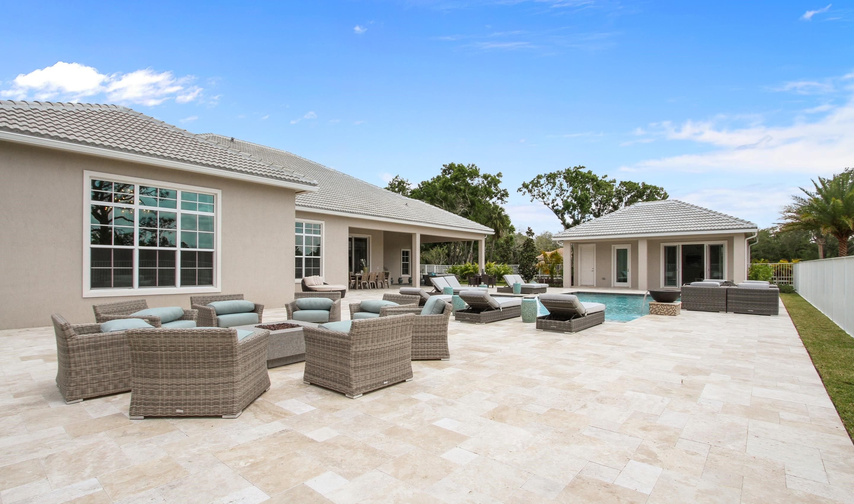 Exterior featured in the Hawthorne By K. Hovnanian® Homes in Palm Beach County, FL