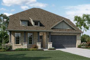 Calloway II - Ascend at Canyon Falls: Northlake, Texas - K. Hovnanian® Homes