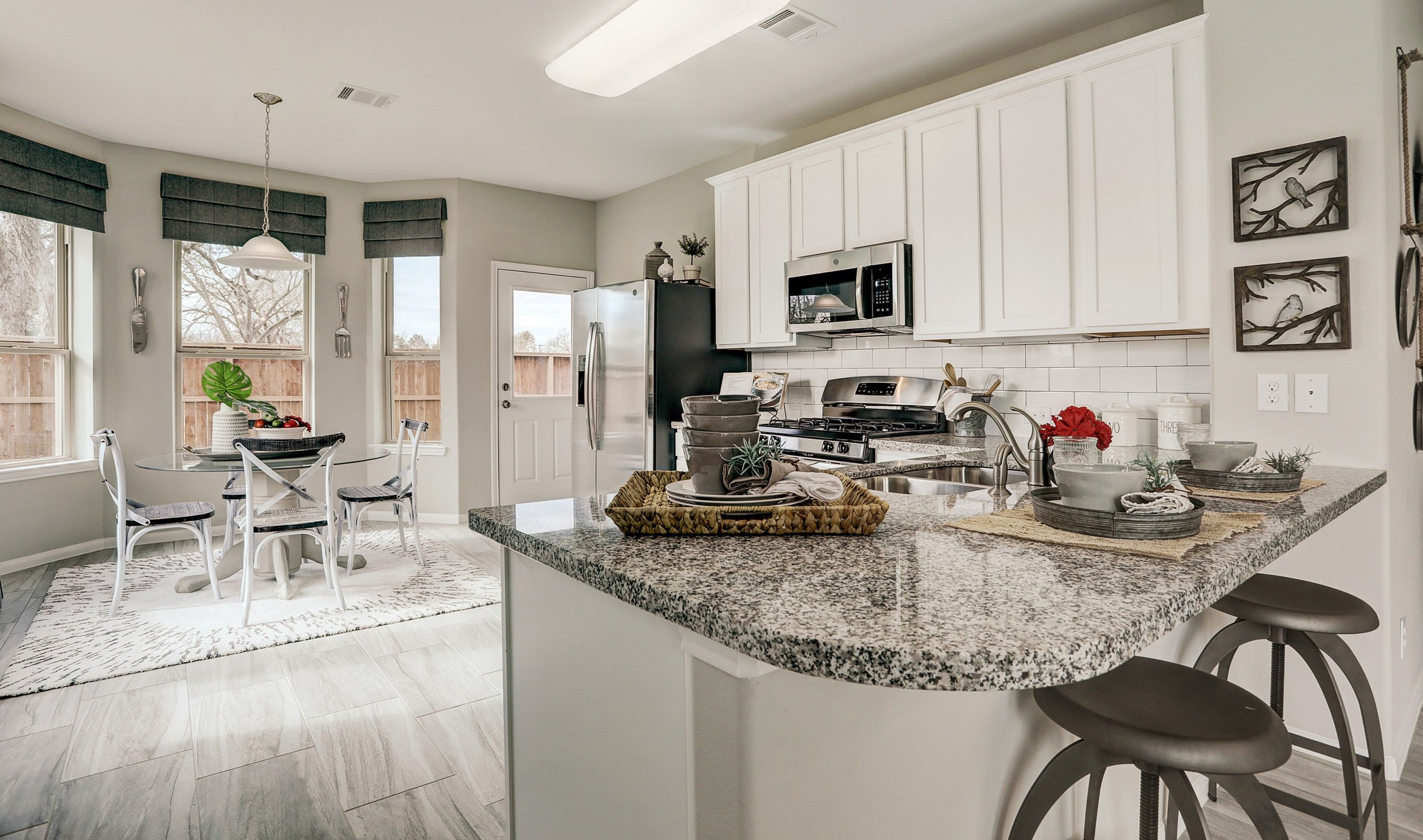 Kitchen-in-Palmer II-at-Forest Heights-in-Alvin