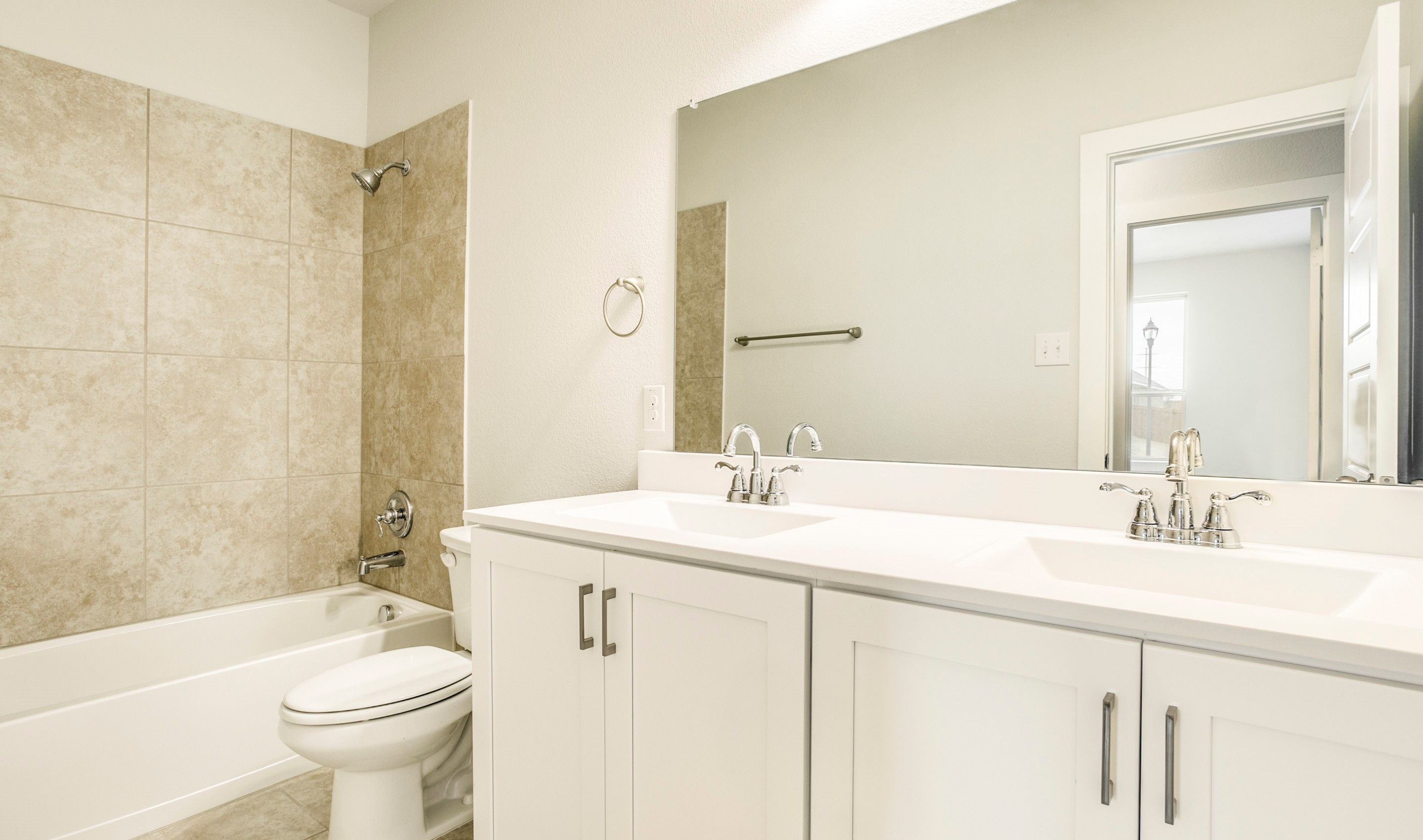 Bathroom featured in the Wedgewood II By K. Hovnanian® Homes in Dallas, TX