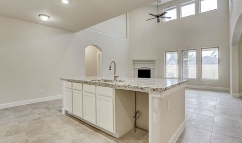 Kitchen-in-Caroline-at-River's Edge - Estates-in-Richmond