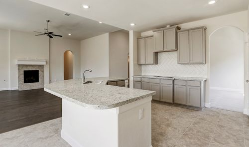 Kitchen-in-Hayden-at-River's Edge - Estates-in-Richmond