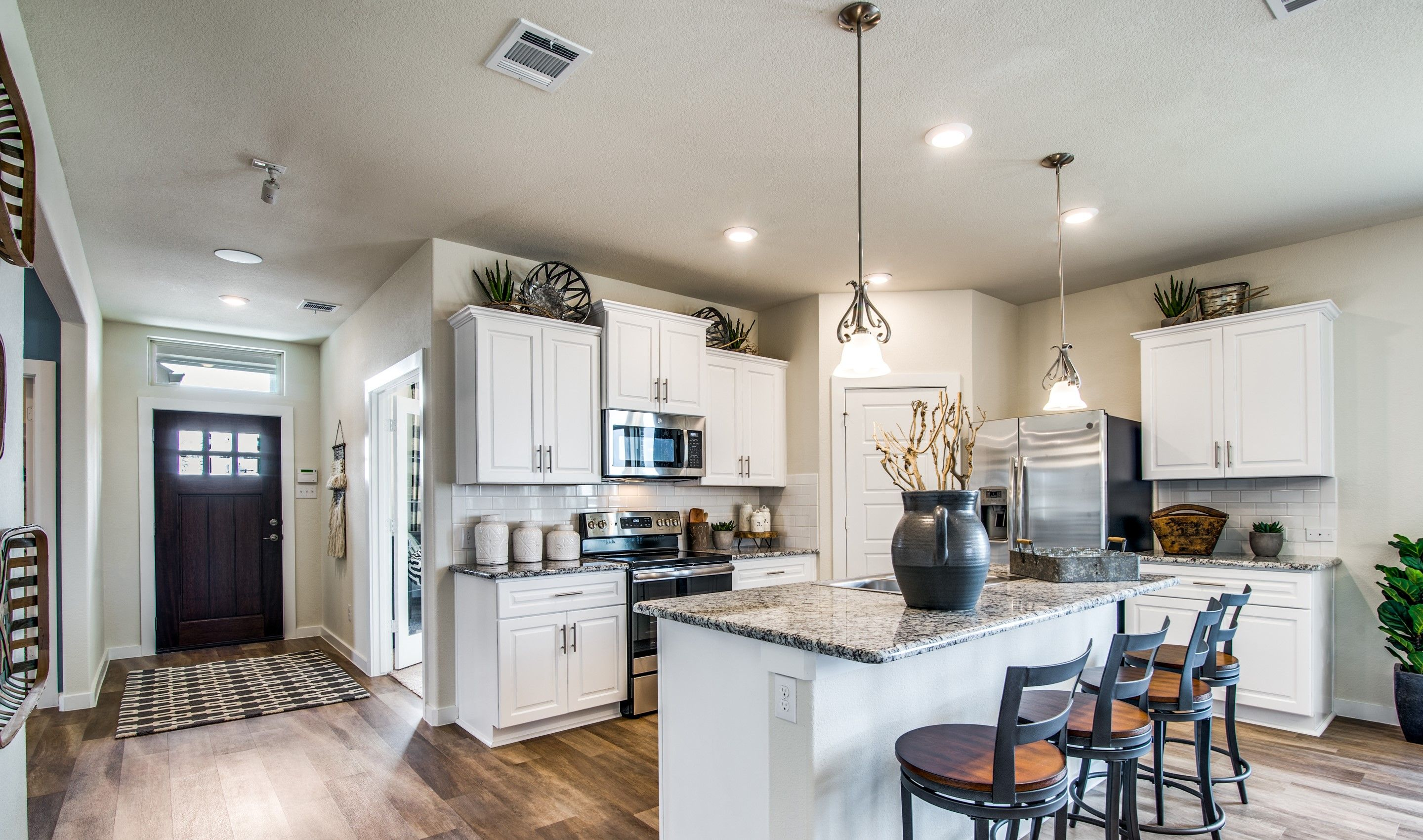 Kitchen featured in the Birkdale II By K. Hovnanian® Homes in Dallas, TX