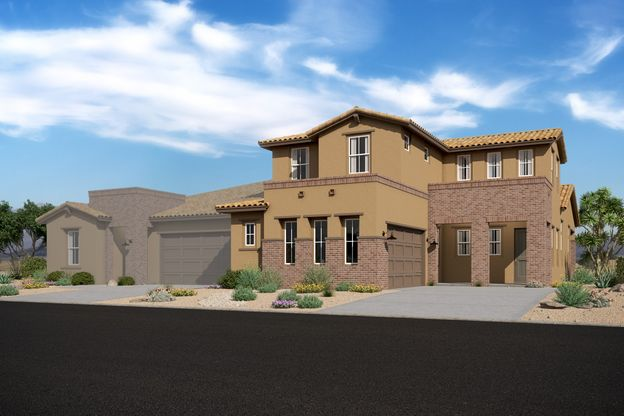 Exterior:Crown Spanish Hacienda with Capstone