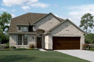 Coronado III - Ascend at Canyon Falls: Northlake, Texas - K. Hovnanian® Homes