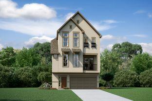 Amalfi - Centrepark Terrace: Houston, Texas - K. Hovnanian® Homes