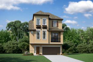 Salerno - Centrepark Terrace: Houston, Texas - K. Hovnanian® Homes