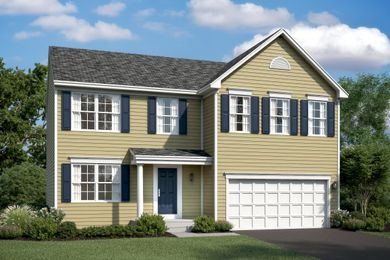 New Construction Homes Plans In Woodbridge Va 1812 Homes