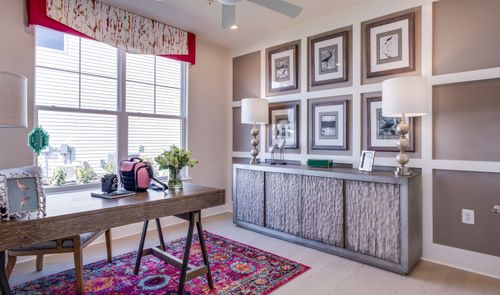 Study-in-Donegal - River Series-at-K. Hovnanian's® Four Seasons at Kent Island-in-Chester