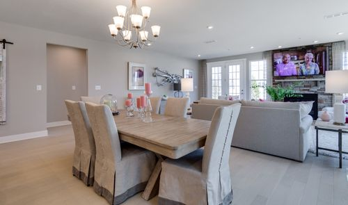 Dining-in-Donegal - River Series-at-K. Hovnanian's® Four Seasons at Kent Island-in-Chester