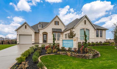 Bluff Creek Estates By K Hovnanian Homes In Dallas Texas