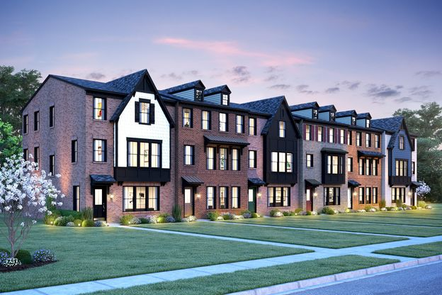 holbrook light new homes at rockland village green