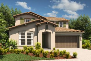 Ruby - Dorado at Twelve Bridges: Lincoln, California - K. Hovnanian® Homes