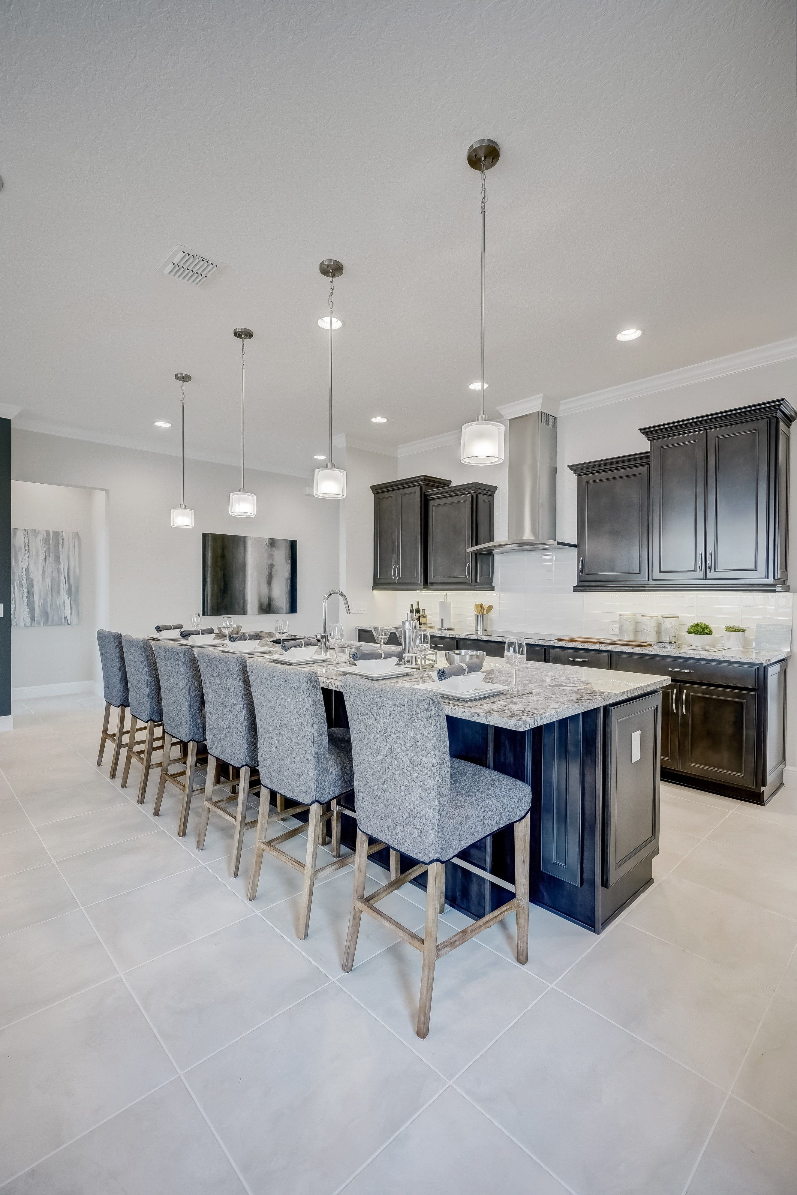 Kitchen featured in the Saint Lucia By K. Hovnanian® Homes in Orlando, FL