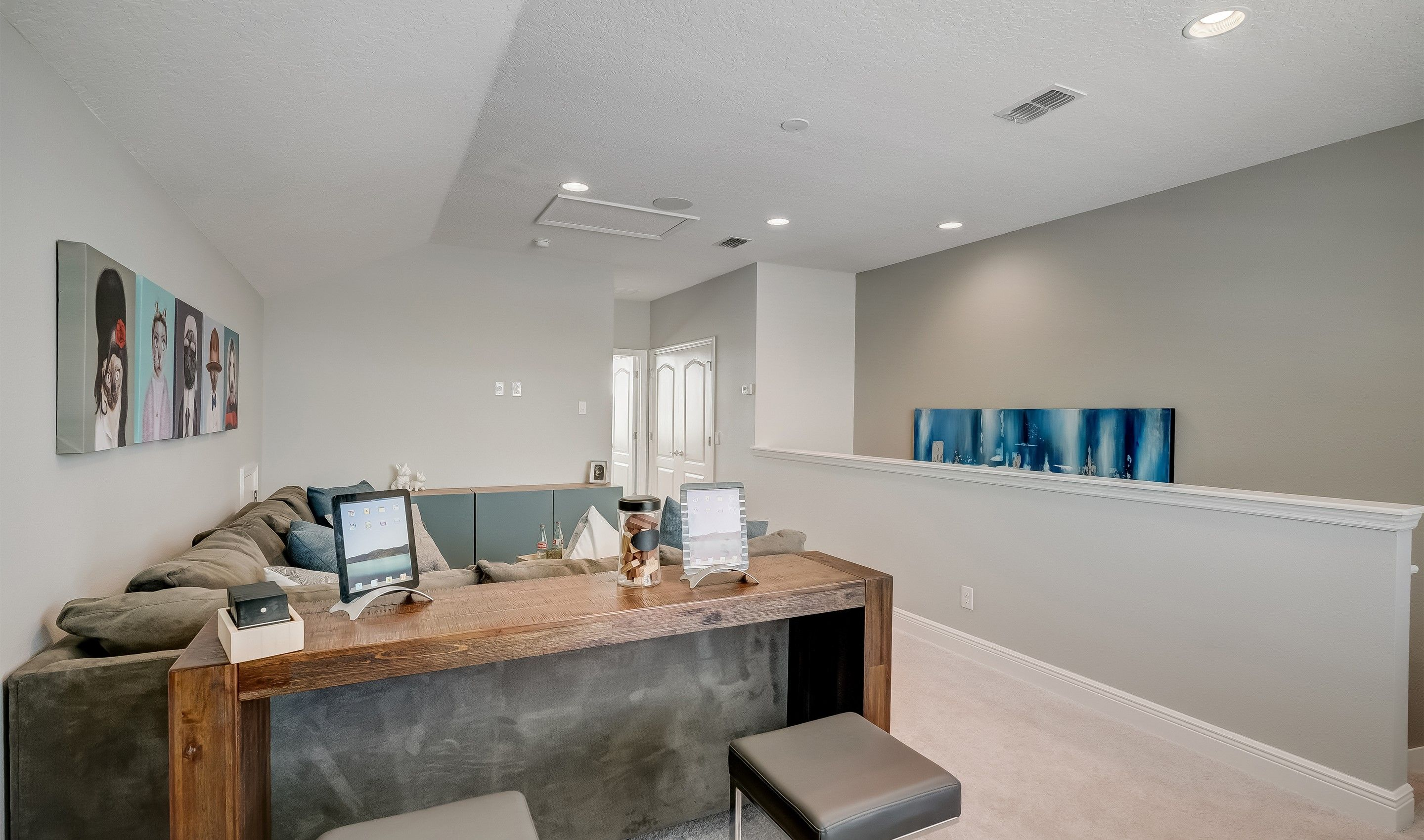 Living Area featured in the Saint Lucia By K. Hovnanian® Homes in Orlando, FL