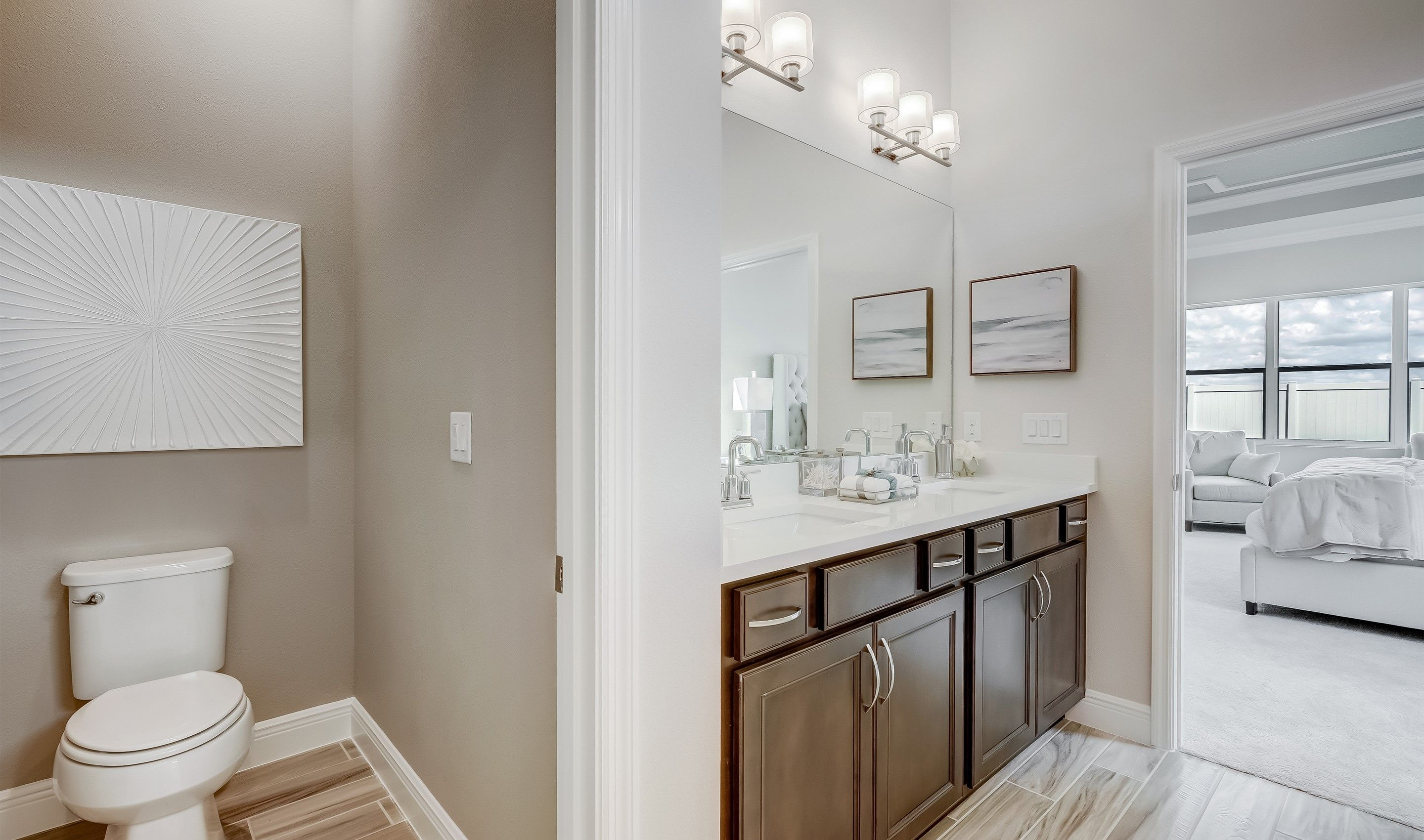 Bathroom featured in the Saint Lucia By K. Hovnanian® Homes in Orlando, FL