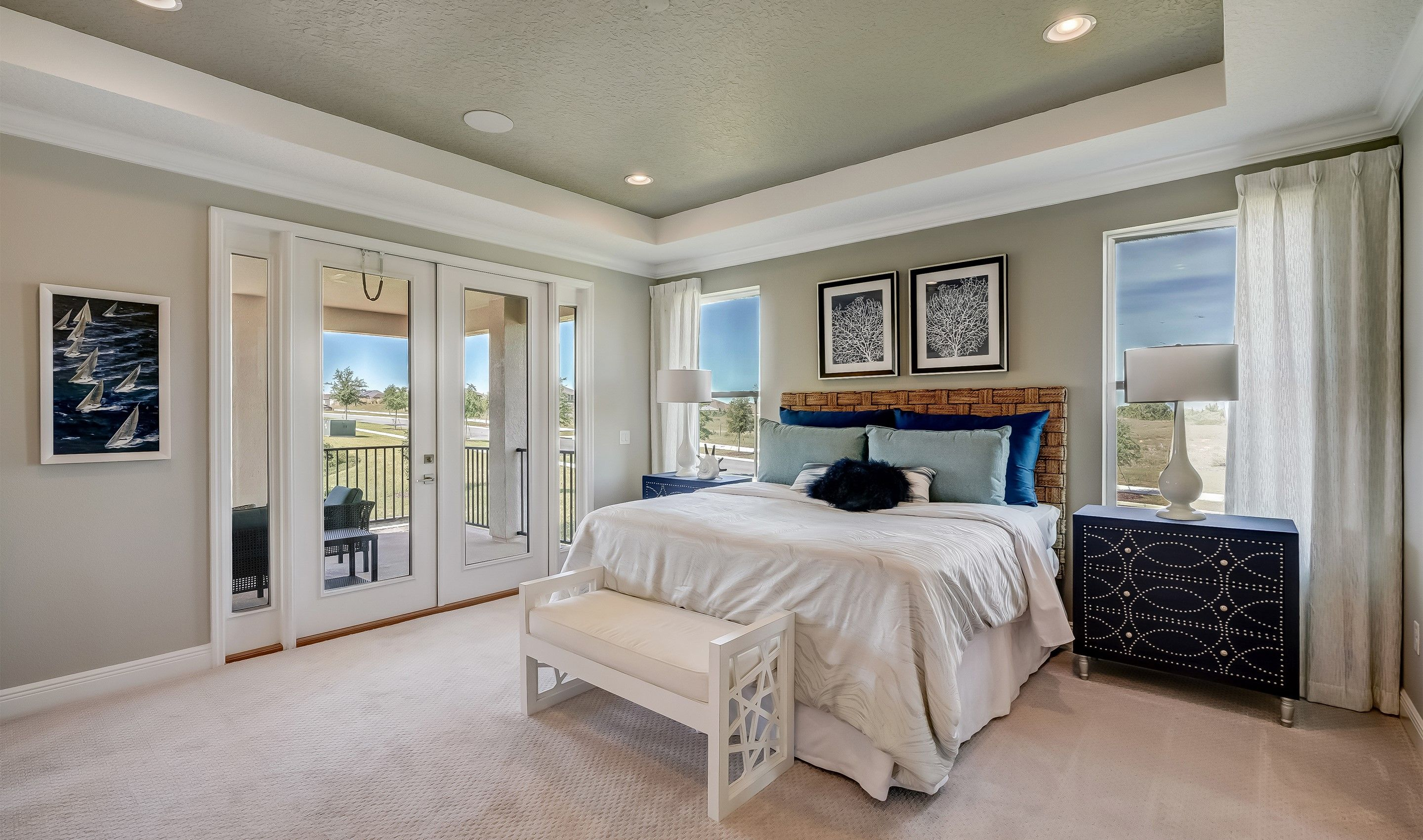 Bedroom featured in the Xavier By K. Hovnanian® Homes in Orlando, FL