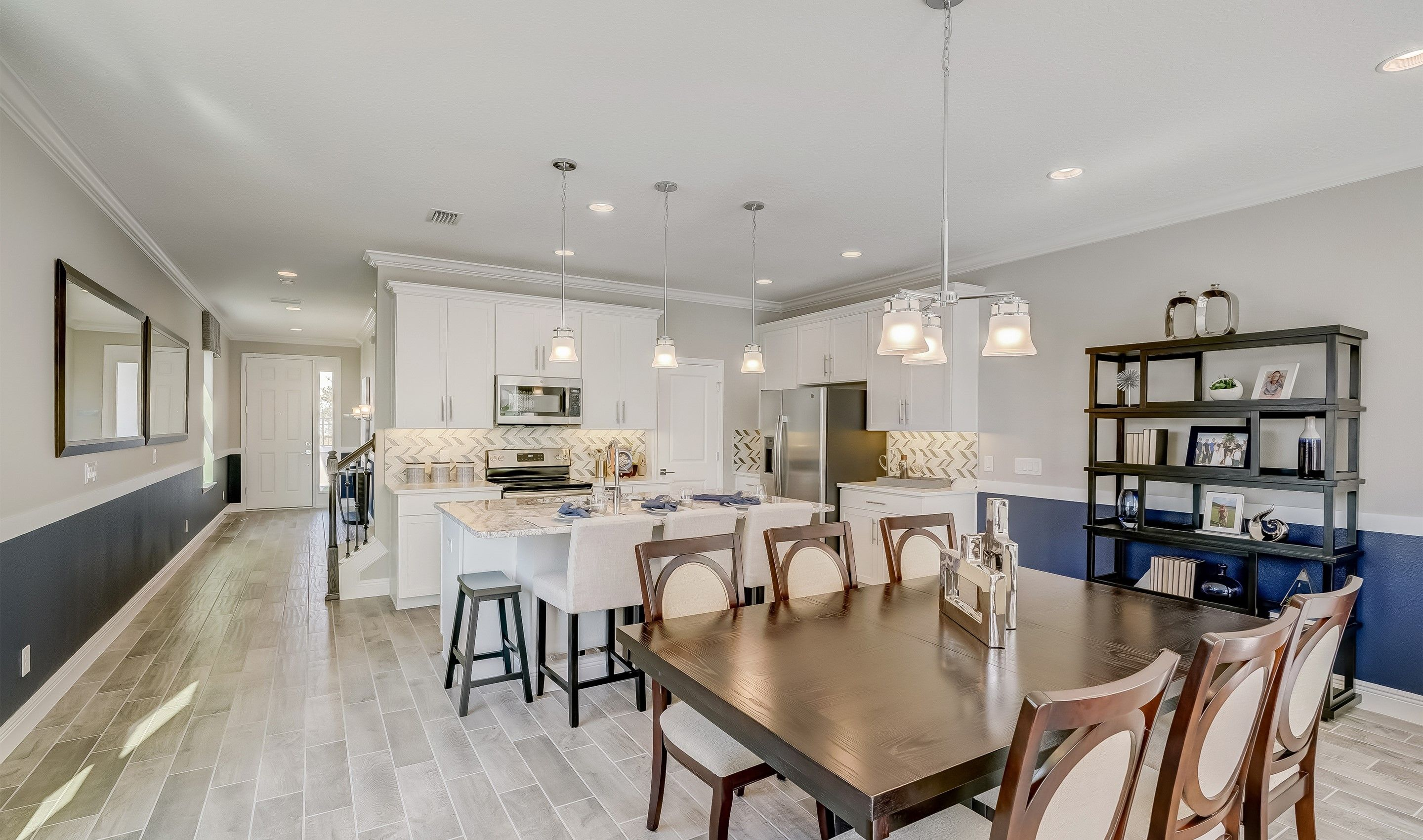 Kitchen featured in the Cascavel II By K. Hovnanian® Homes in Orlando, FL