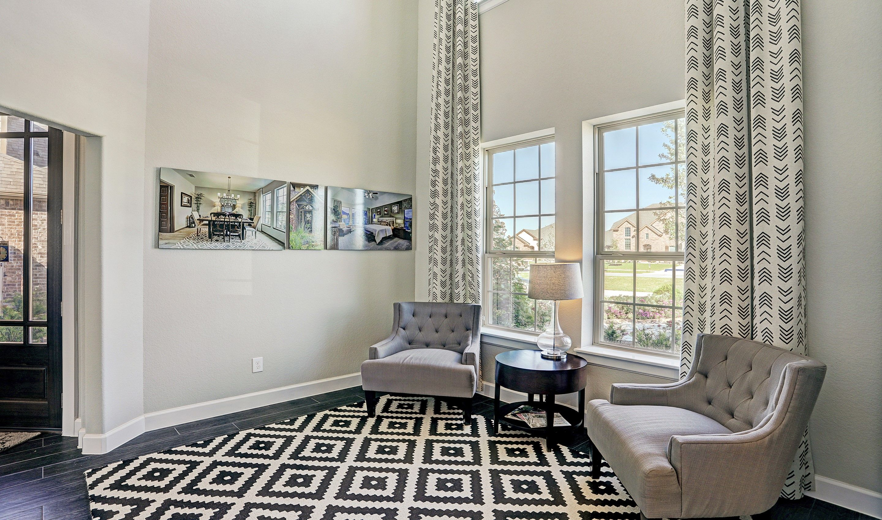 Living Area featured in the Andrew By K. Hovnanian® Homes in Houston, TX