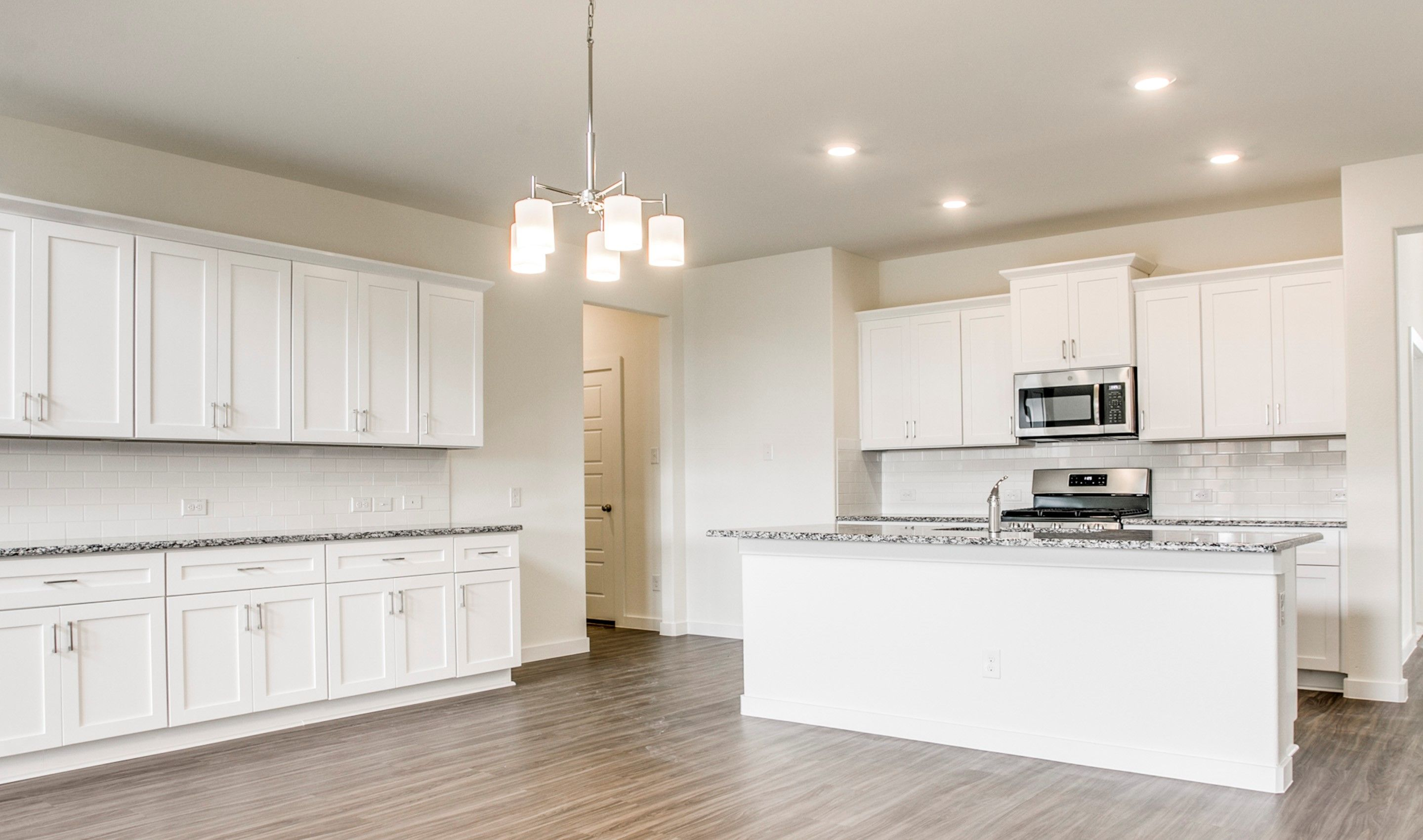 Kitchen featured in the Ashmont II By K. Hovnanian® Homes in Dallas, TX