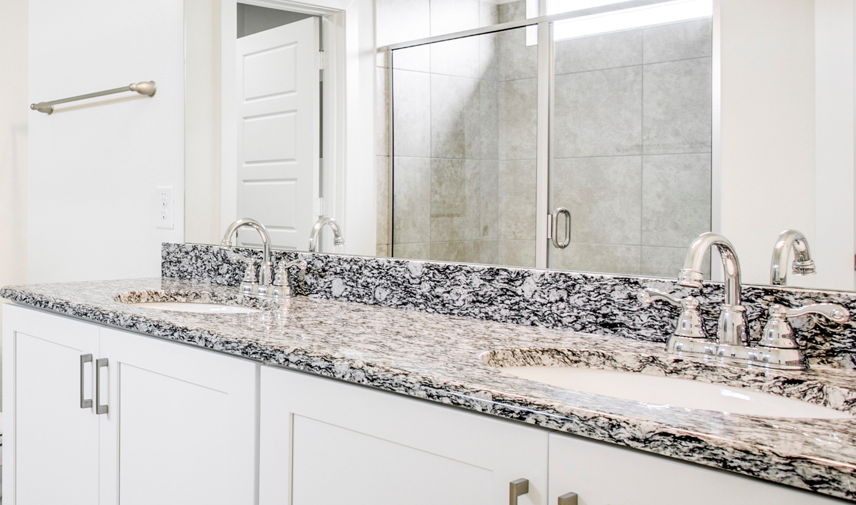 Bathroom featured in the Ashmont II By K. Hovnanian® Homes in Dallas, TX