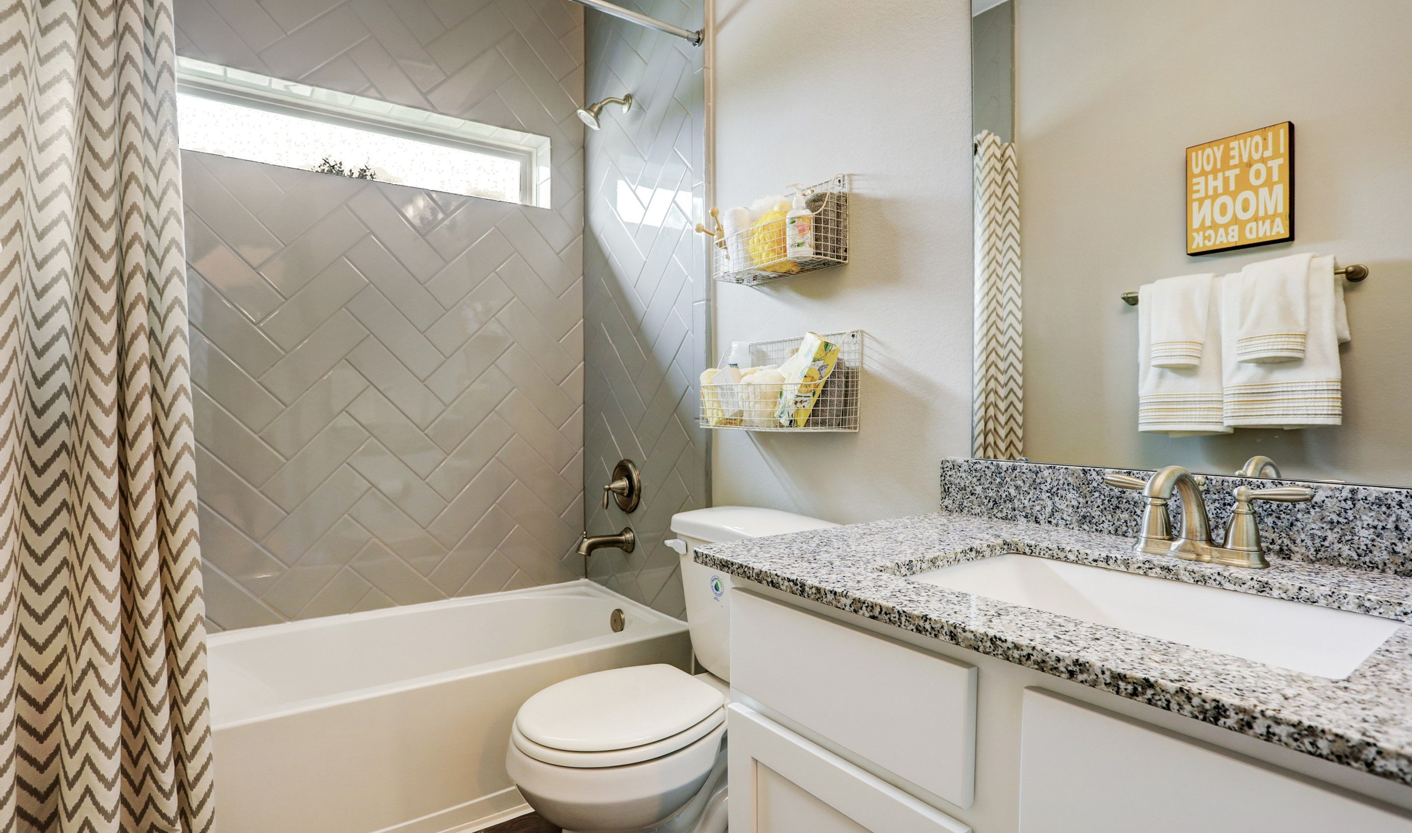 Bathroom featured in the Juniper II By K. Hovnanian® Homes in Houston, TX