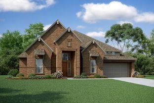 Elaine - Parkway Trails - 65' Homesites: Pasadena, Texas - K. Hovnanian® Homes