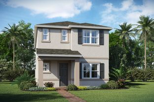 Suncrest - Winding Bay: Winter Garden, Florida - K. Hovnanian® Homes