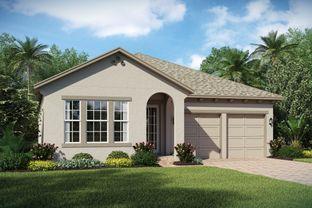 Tompkins II - Winding Bay: Winter Garden, Florida - K. Hovnanian® Homes