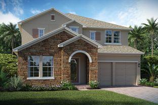 Xavier - Winding Bay: Winter Garden, Florida - K. Hovnanian® Homes