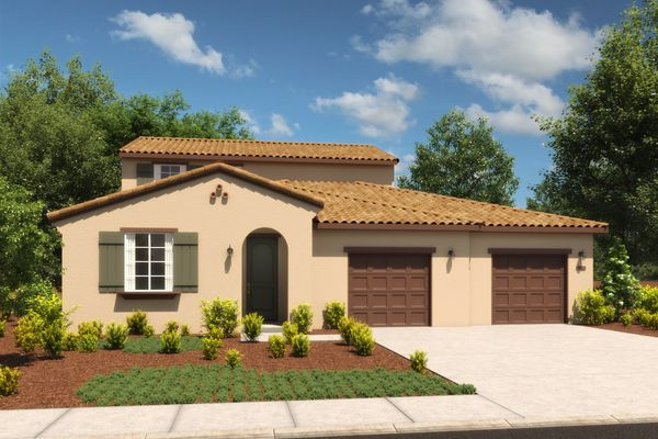 Exterior:Rose Spanish Colonial A