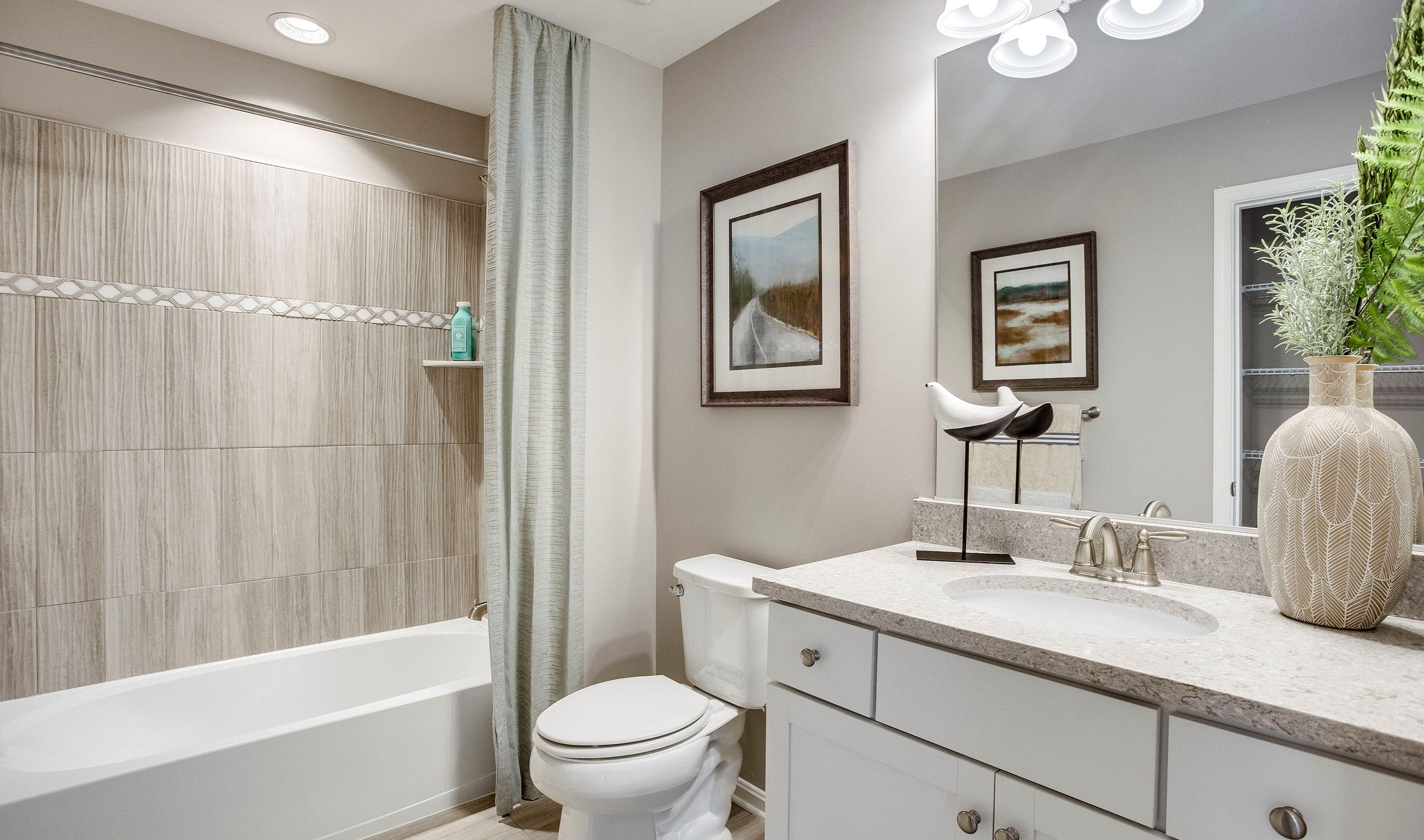 Bathroom featured in the Westminster - Basement By K. Hovnanian® Homes in Washington, MD