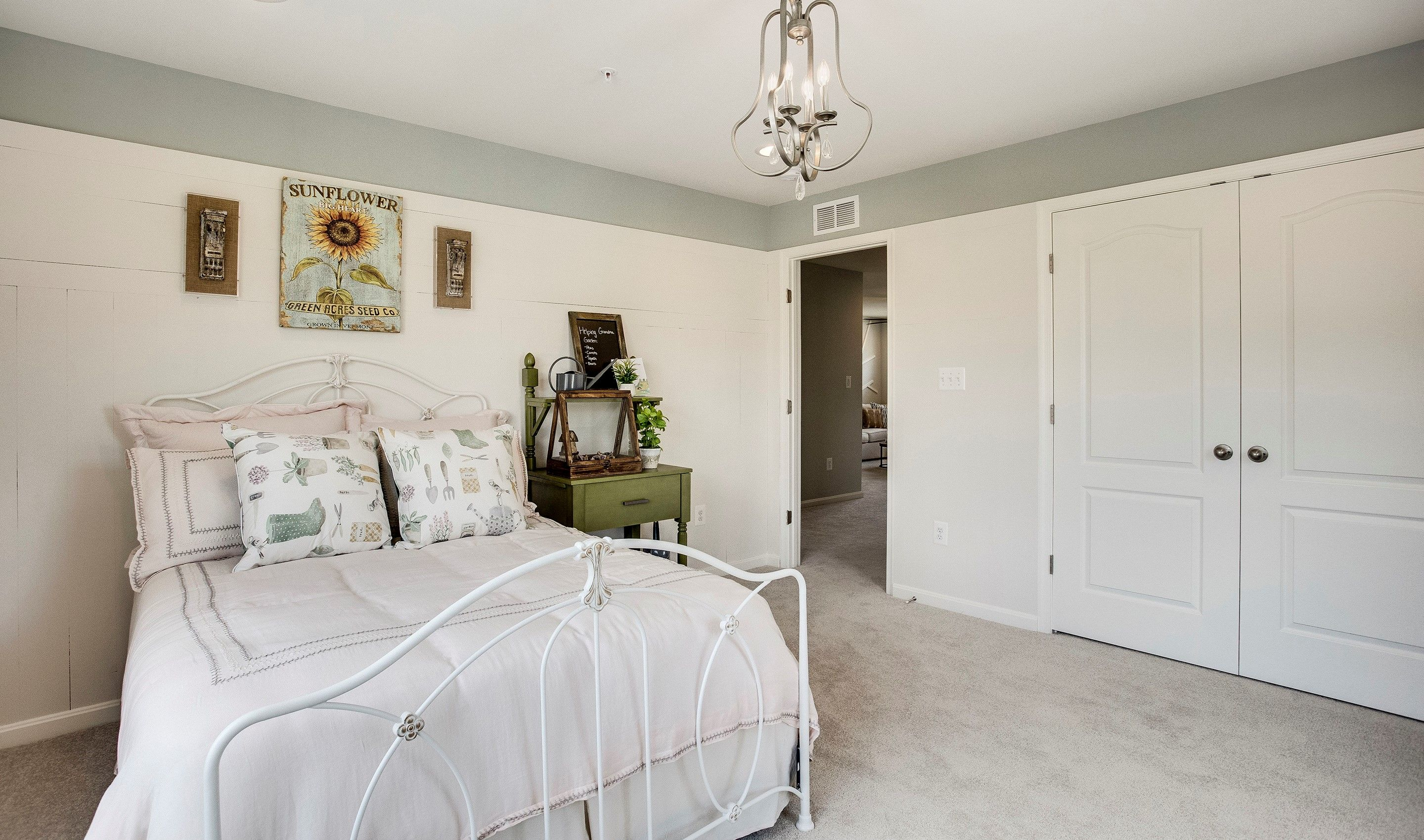 Bedroom featured in the Westminster - Basement By K. Hovnanian® Homes in Washington, MD