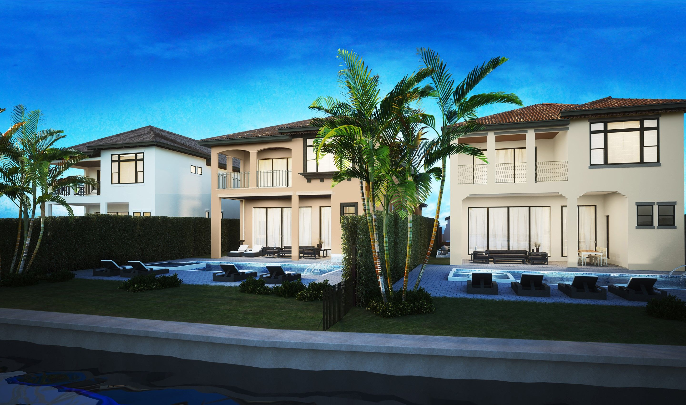 Exterior featured in the Windward - Single Family Home By K. Hovnanian® Homes