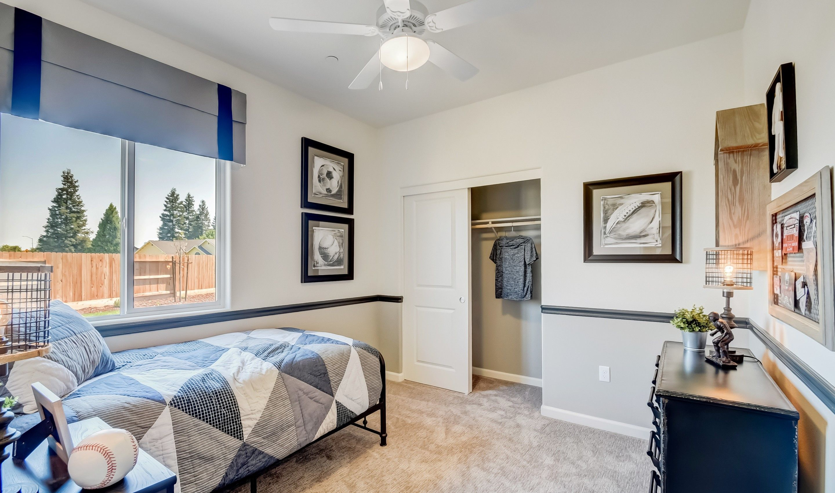 Bedroom featured in the Paso Fino By K. Hovnanian® Homes in Fresno, CA