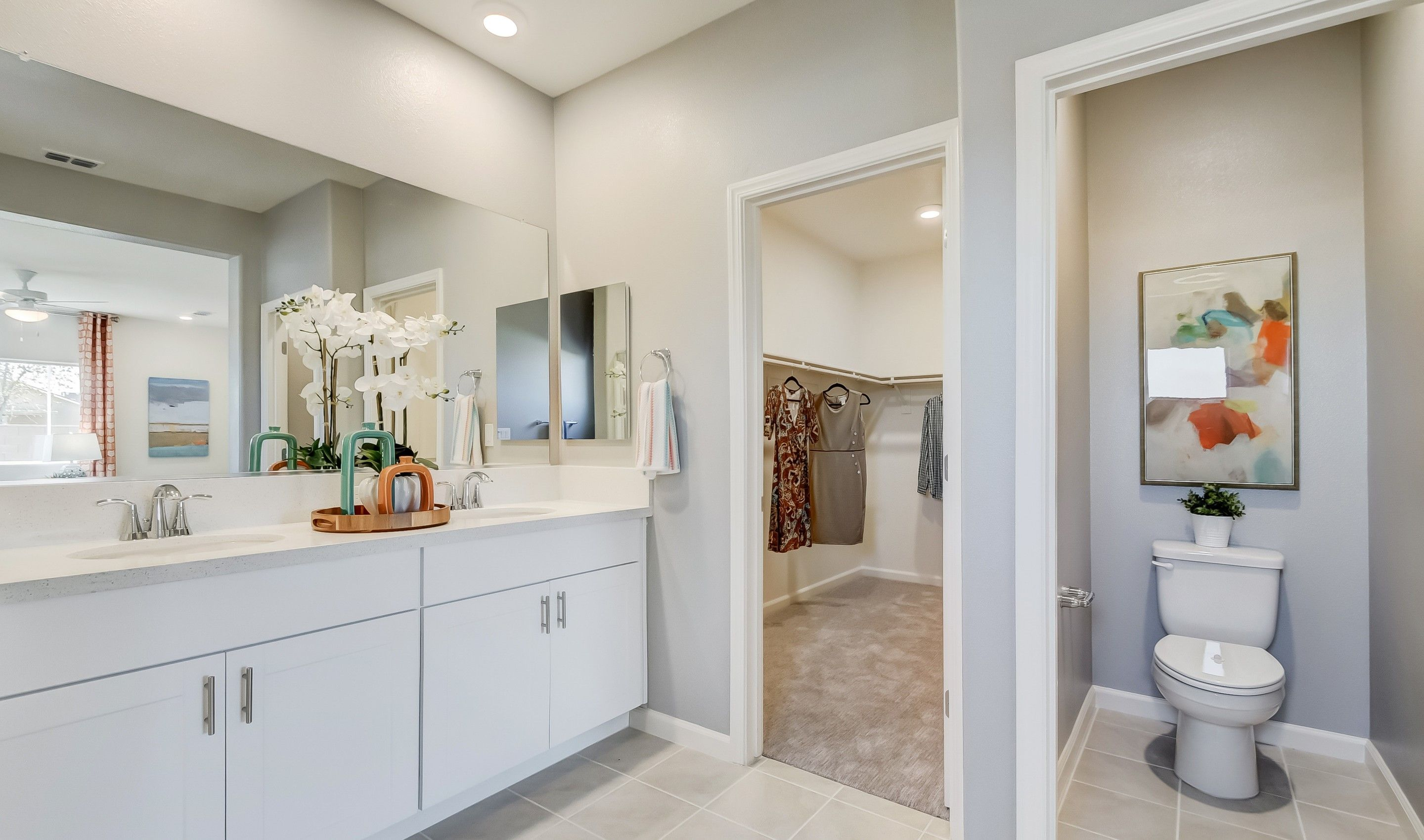 Bathroom featured in the Slate By K. Hovnanian® Homes in Fresno, CA