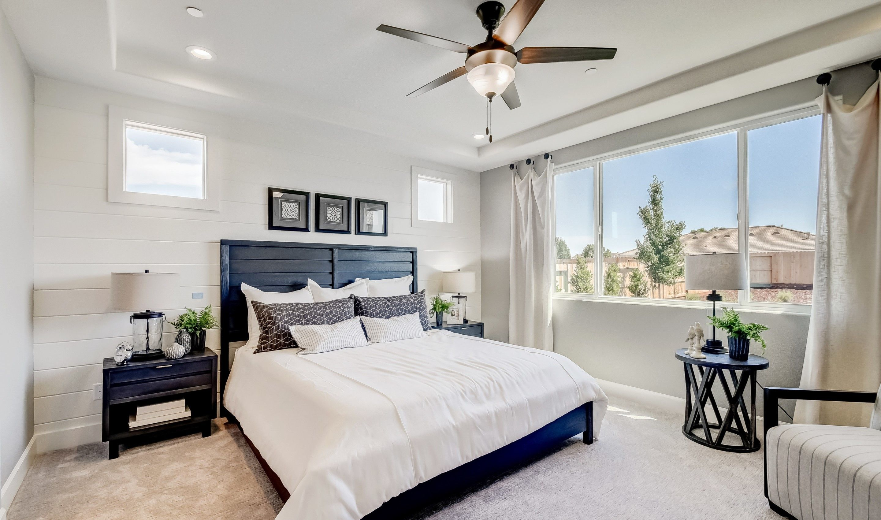 Bedroom featured in the Orchid By K. Hovnanian® Homes in Oakland-Alameda, CA