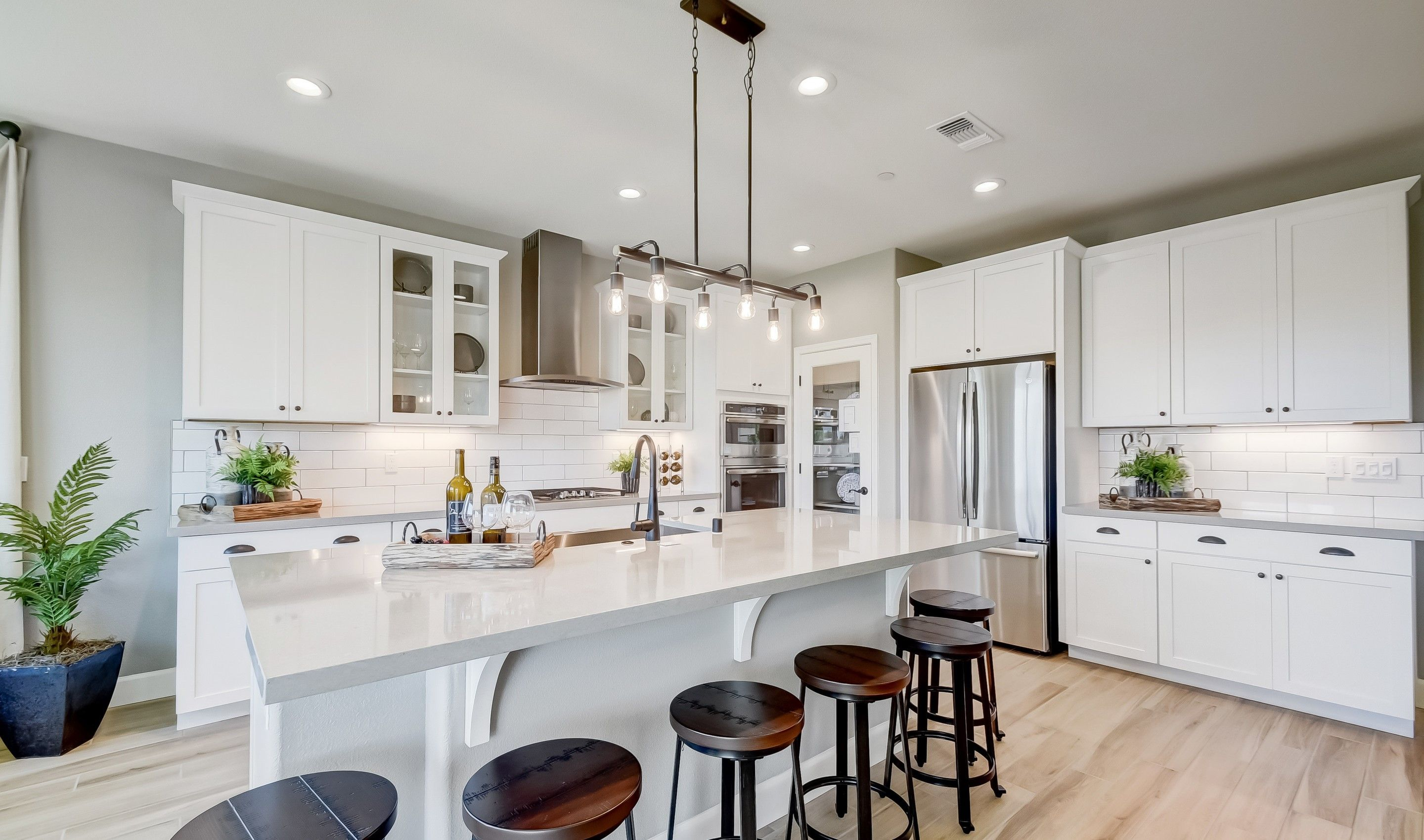 Kitchen featured in the Orchid By K. Hovnanian® Homes in Oakland-Alameda, CA