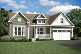 Rockford  Loft - GlenRiddle: Berlin, Delaware - K. Hovnanian® Homes