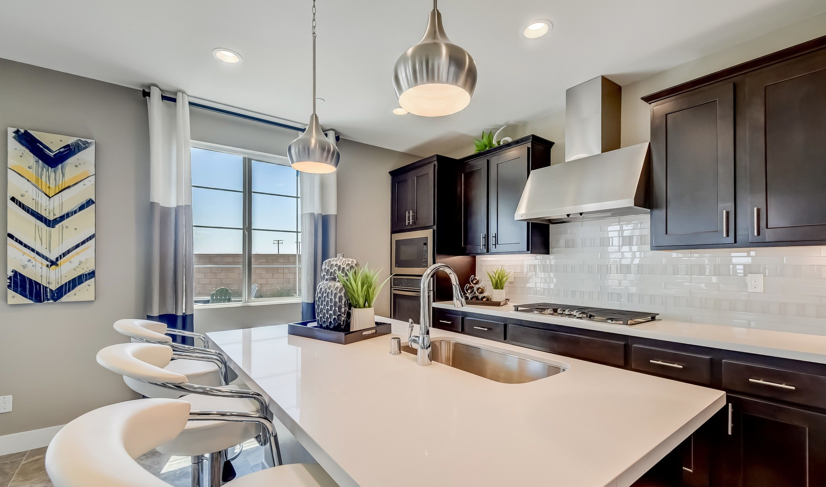 Kitchen featured in the Sycamore By K. Hovnanian® Homes in Riverside-San Bernardino, CA