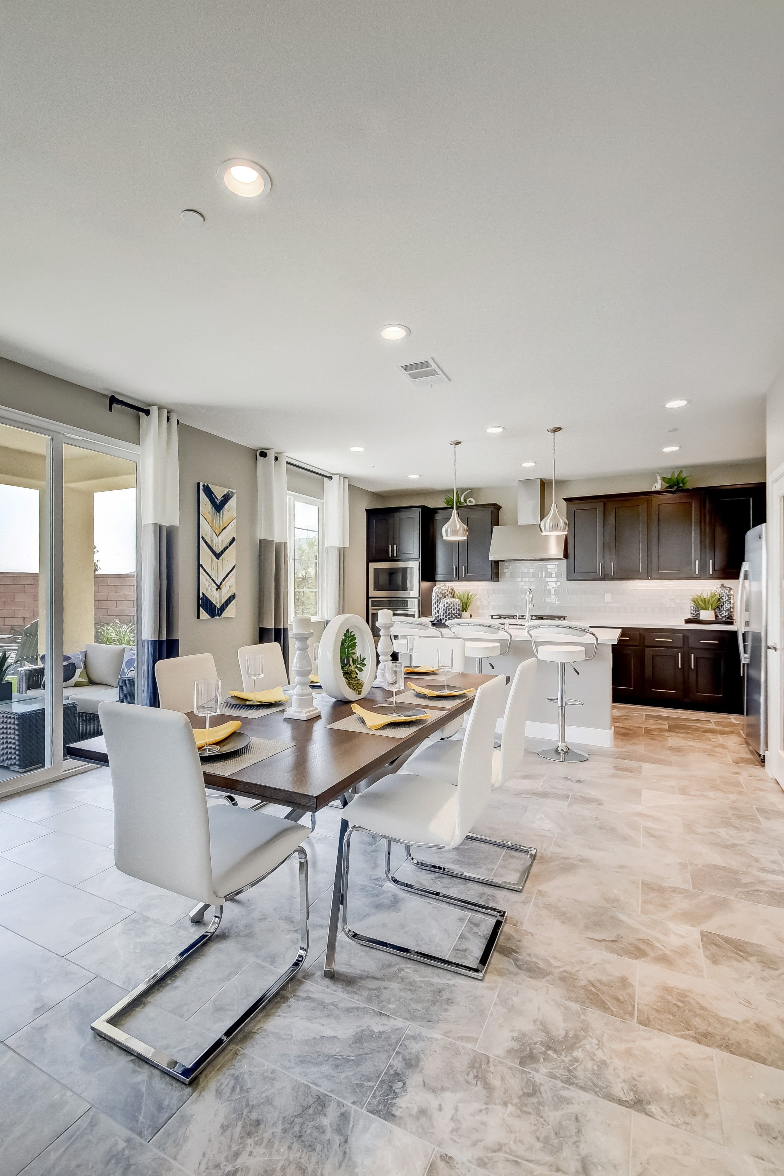 Living Area featured in the Sycamore By K. Hovnanian® Homes in Riverside-San Bernardino, CA