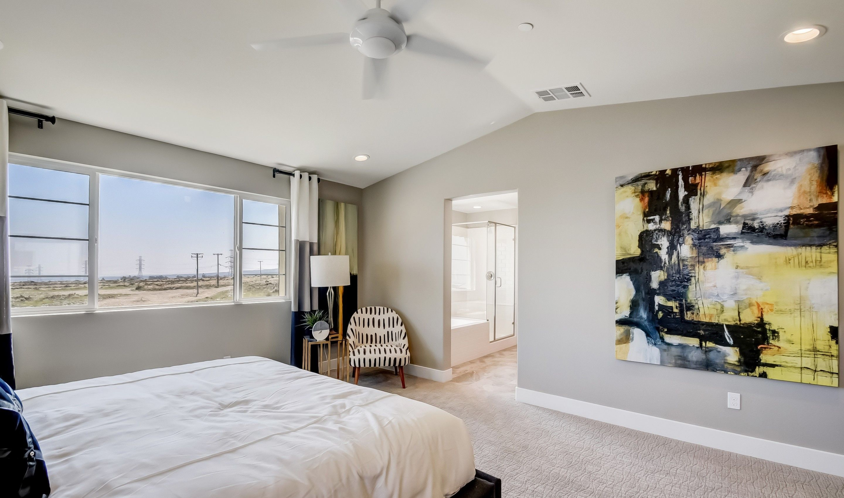 Bedroom featured in the Sycamore By K. Hovnanian® Homes in Riverside-San Bernardino, CA