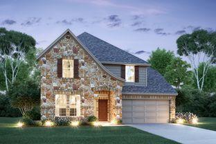 Leo - Newport Lake Estates: Manvel, Texas - K. Hovnanian® Homes