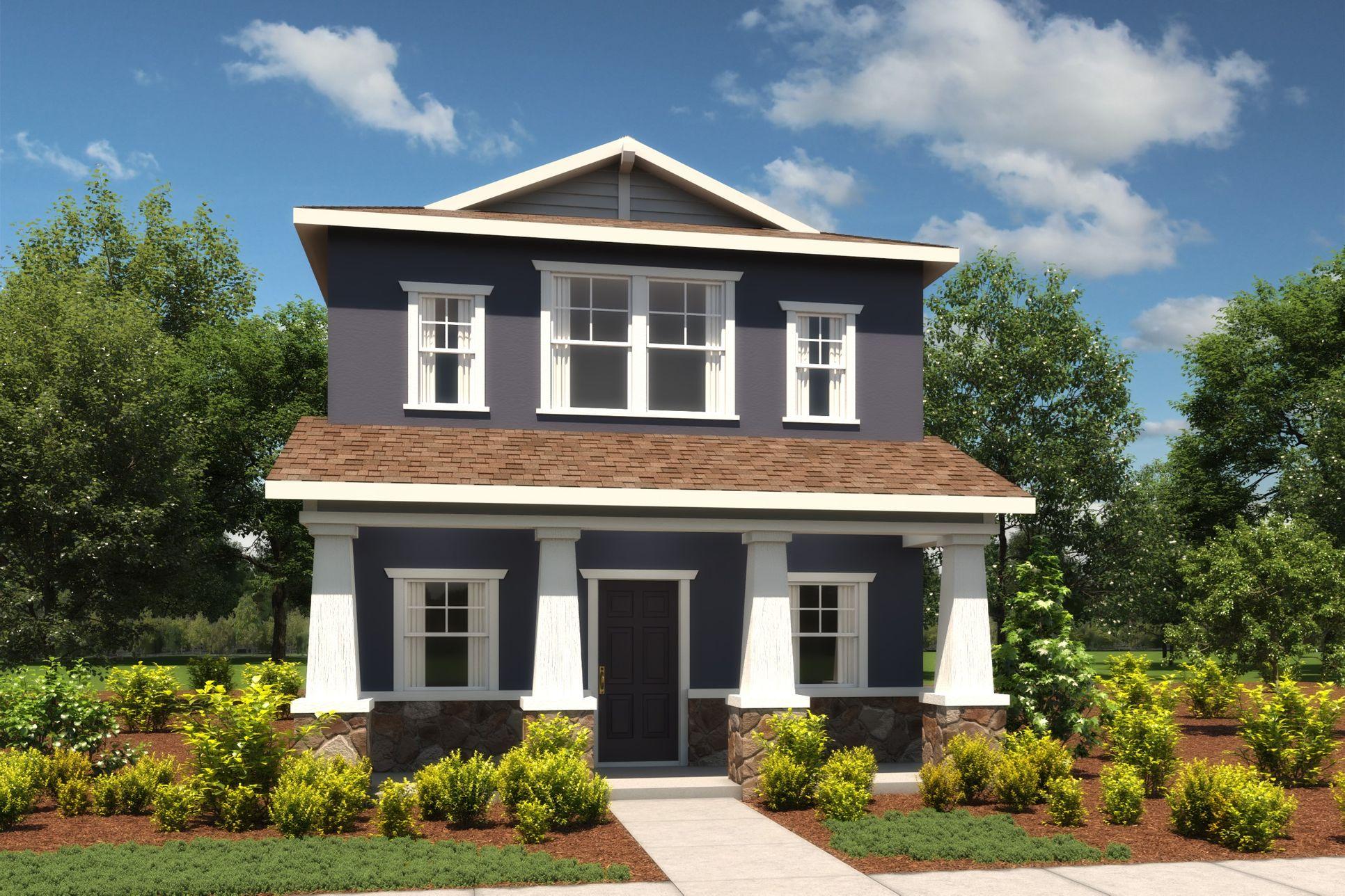 Exterior:Aruba Craftsman A