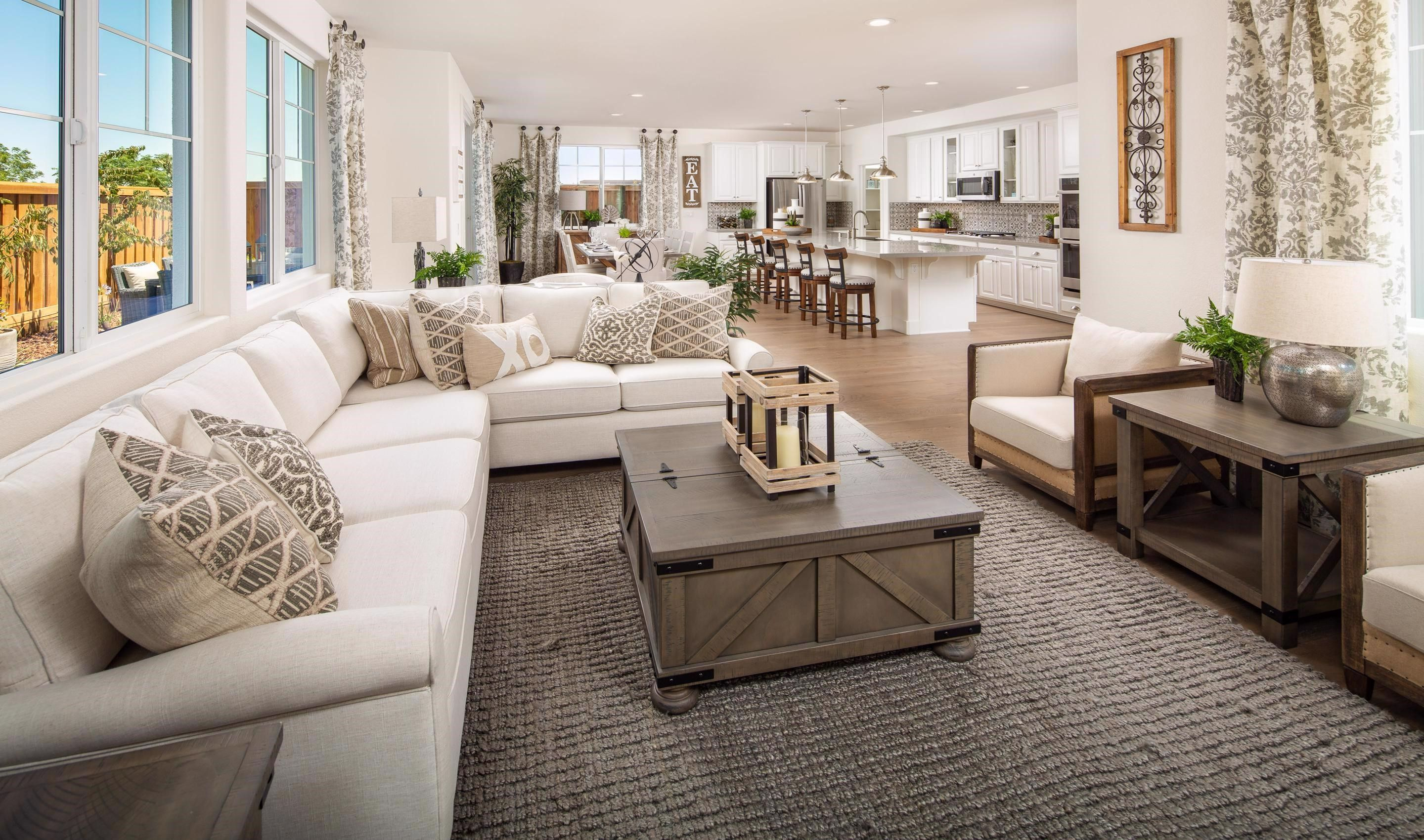 Living Area featured in the Triumph By K. Hovnanian® Homes in Oakland-Alameda, CA