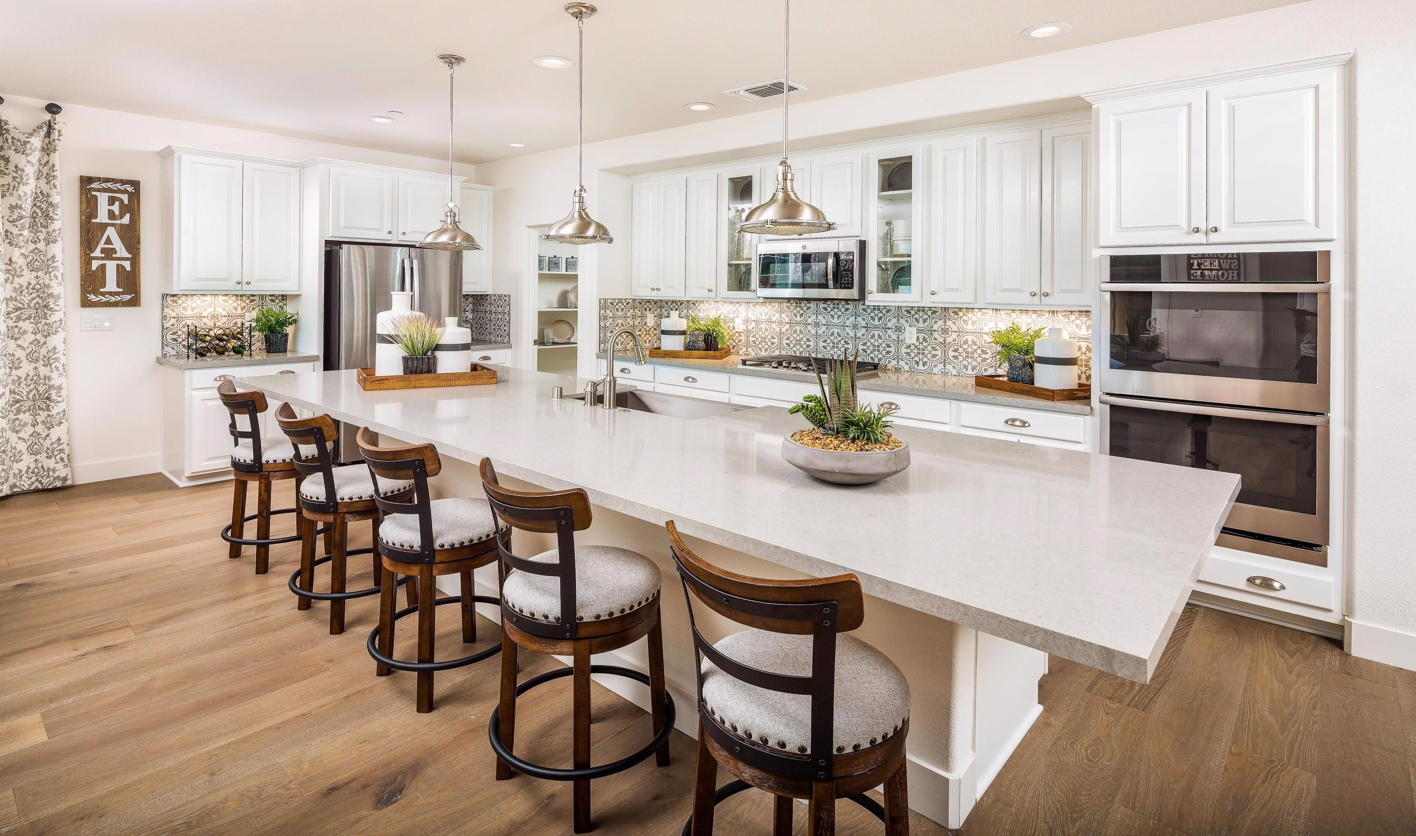 Kitchen featured in the Triumph By K. Hovnanian® Homes in Oakland-Alameda, CA