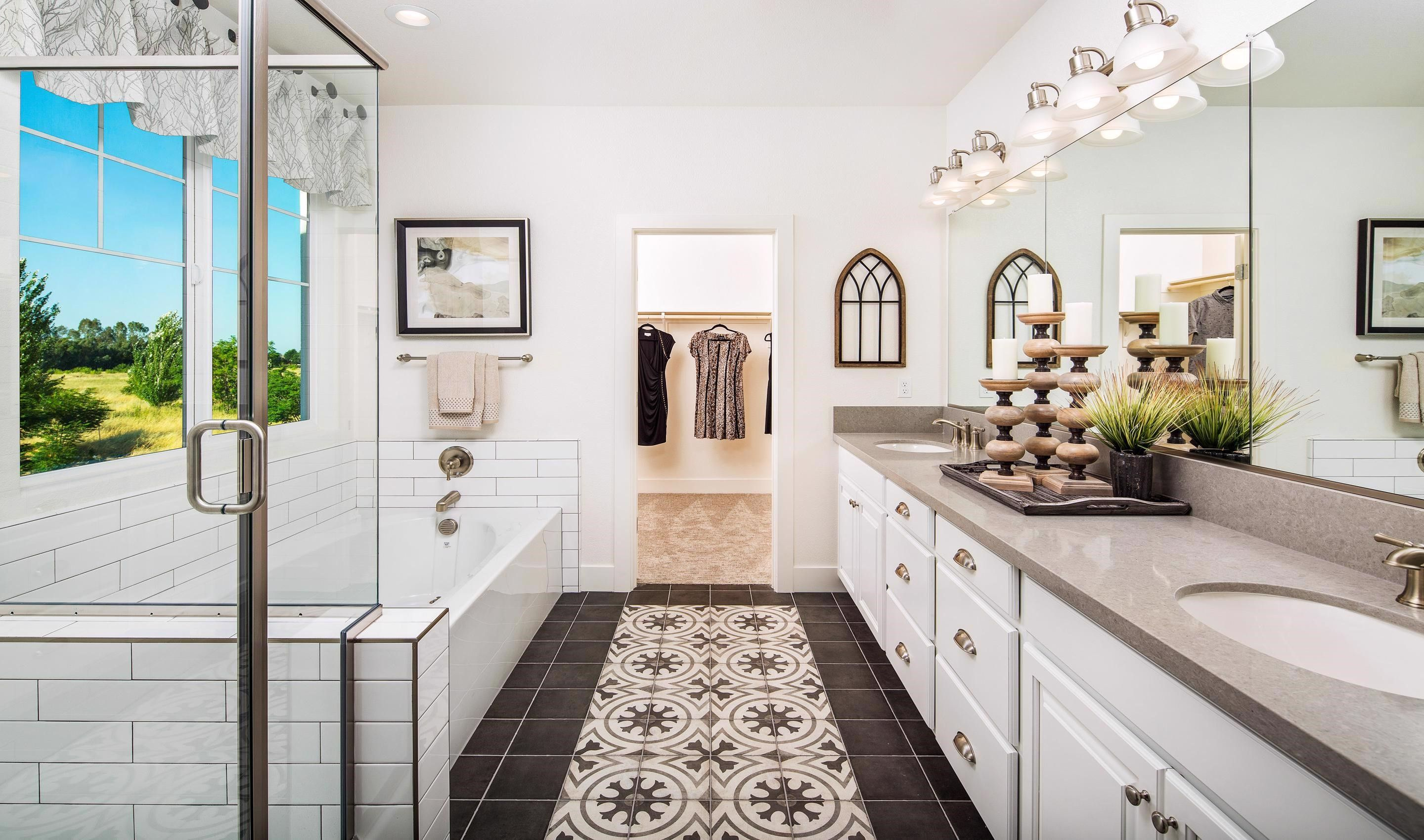 Bathroom featured in the Triumph By K. Hovnanian® Homes in Oakland-Alameda, CA