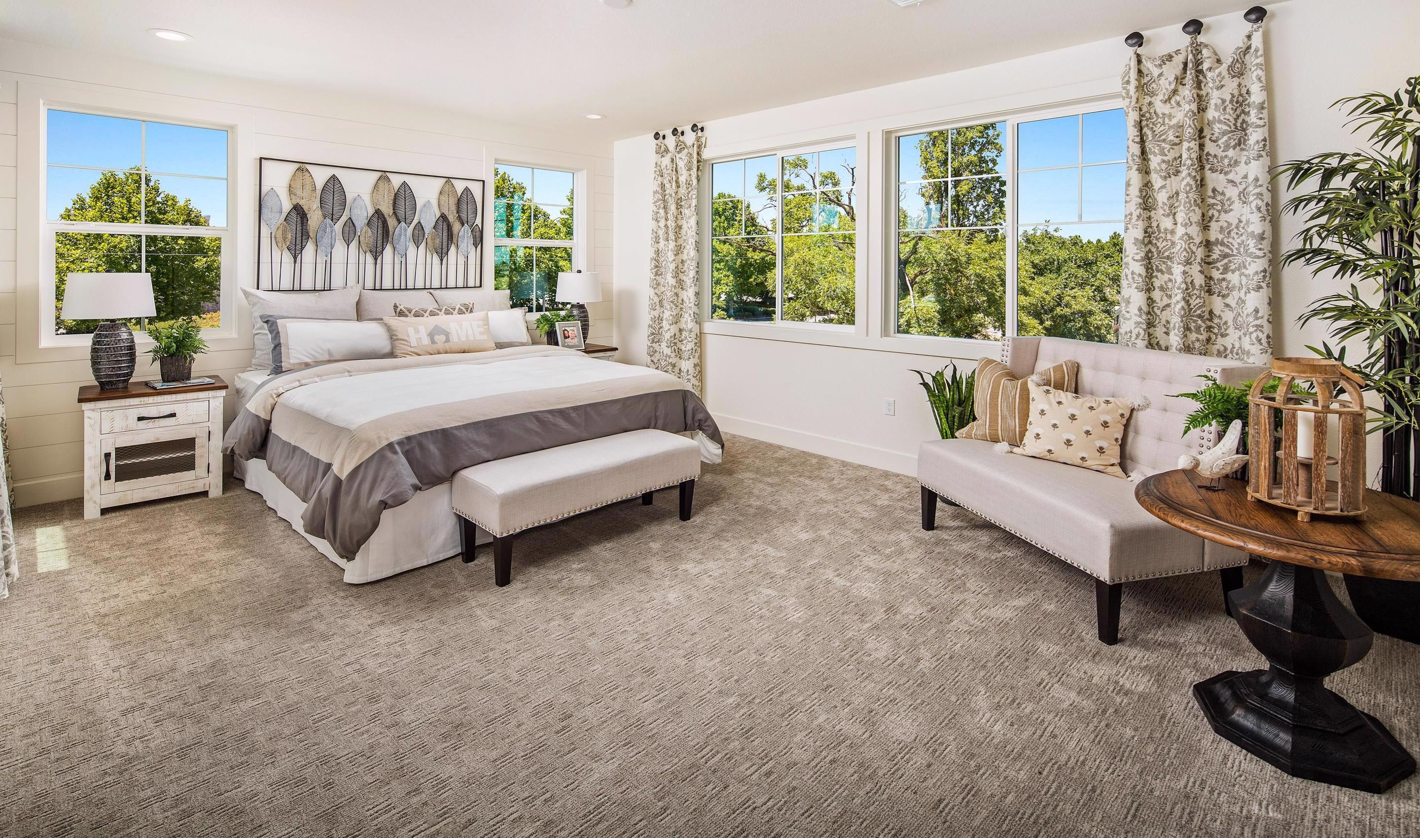 Bedroom featured in the Triumph By K. Hovnanian® Homes in Oakland-Alameda, CA
